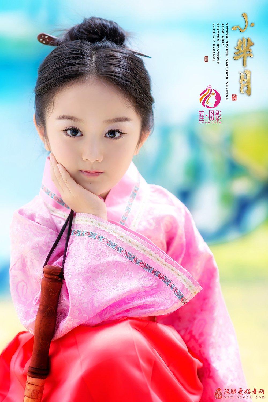 莲摄影女子写真儿童古装系列-小芈月 1353 作品集:  场景:[中国风